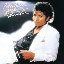 Thrillerのアルバムジャケット