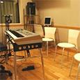東京のボイストレーニングスクールM&N Bit Of SoundB1スタジオ2の写真